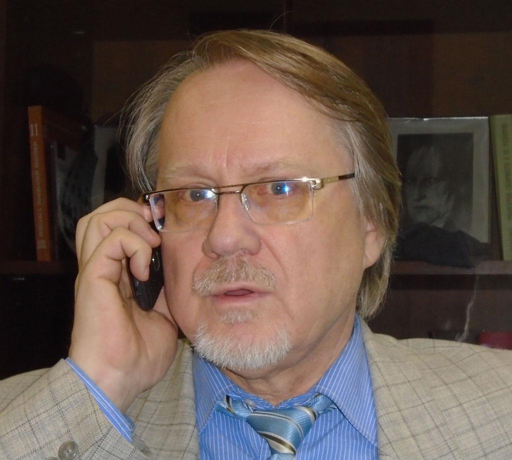 Профессор Некрасов Станислав Николаевич